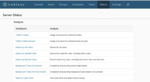 Custom Tableau Server Admin Views - The Data School Australia