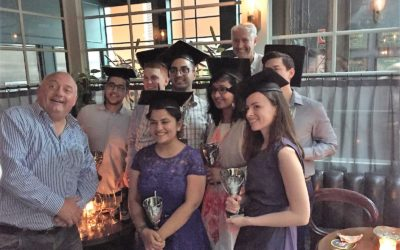 From Welcome Party to Graduation Ceremony- 16 Weeks at The Data School Down Under