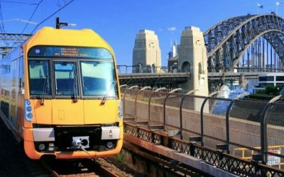 Dashboard Week : Day 2 – Sydney Trains