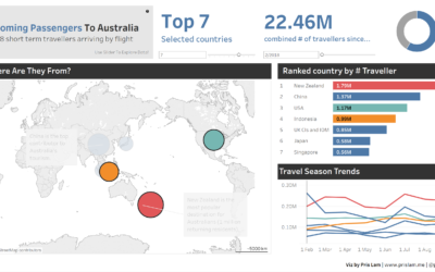 How To Use Tableau Desktop's Selection Set Action