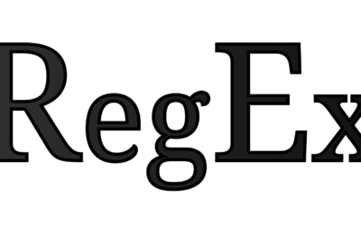 Beginners guide to RegEx
