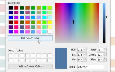 5 Tips when Adding Colours in Tableau