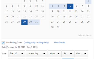 How to create a Custom dates in Tableau?