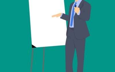 Effective presentation method – Touch, Turn and Talk