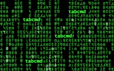 Basic Steps for Using Tabcmd