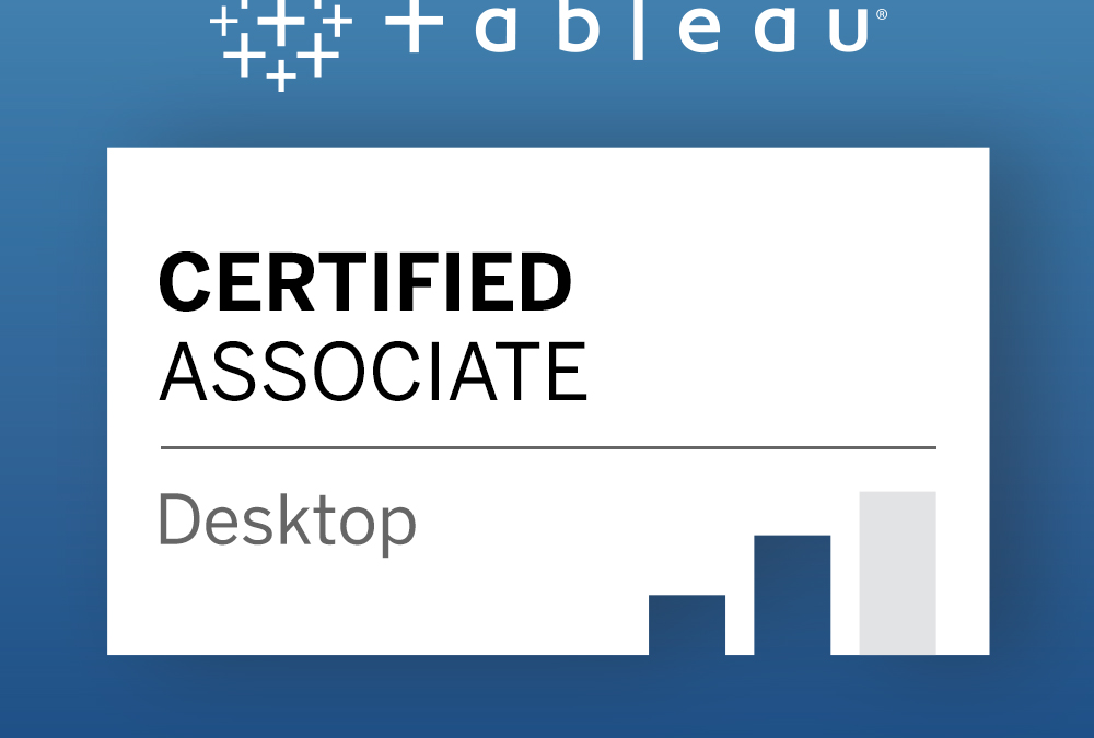 How to ace the Tableau Certification Exam