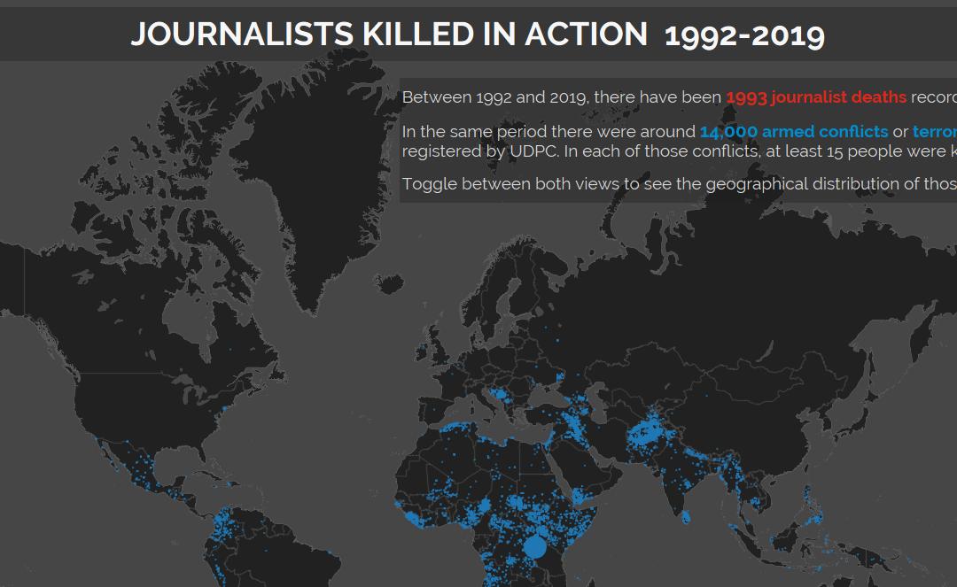Journalist Deaths Abroad