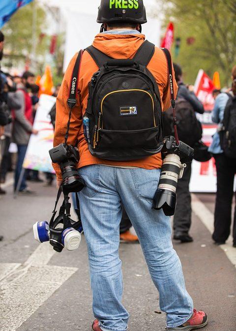 Dashboard Week, Day 5 – Journalist Deaths