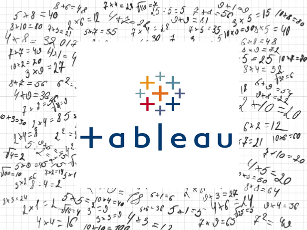 Understanding Table Calculations with Specific Dimensions in Tableau
