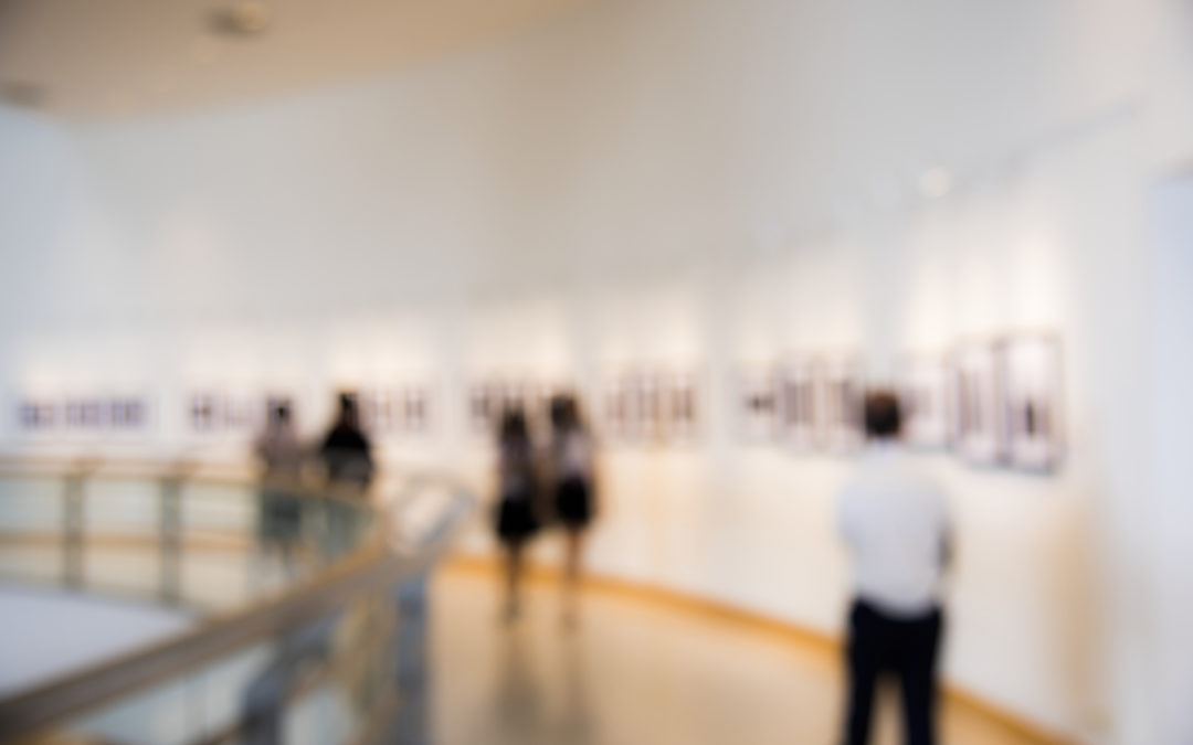 Dashboard Week Day 5 – Visualising Museum Data