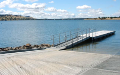 Dashboard week Day 1 – NSW Boat Ramps