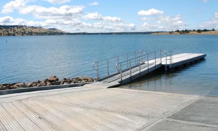 Dashboard week Day 1 – NSW Boat Ramps