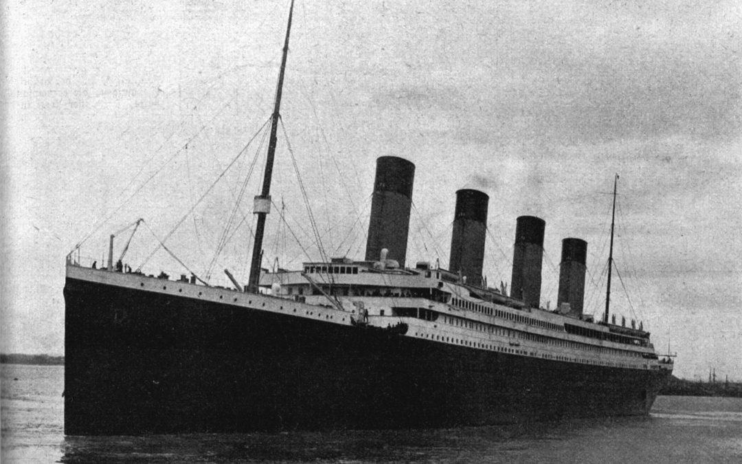 Dashboard Week, Day Three – Visualizing the Titanic Disaster in Power BI