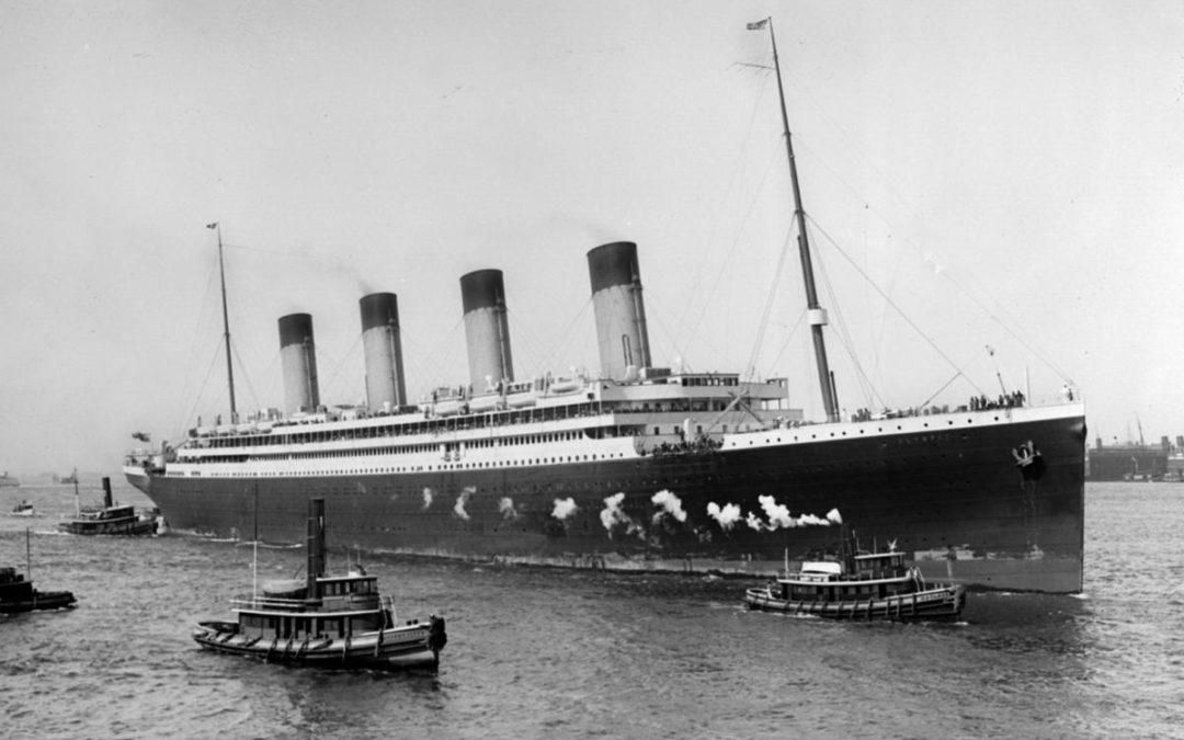 Dashboard Week Day 3 – Power BI and the Titanic