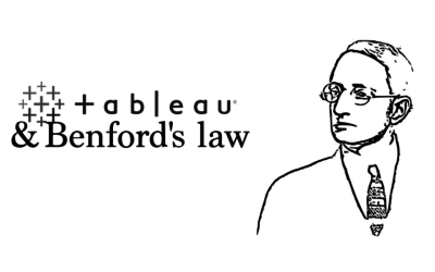 Who is Frank Benford and How to Detect Fraud with Tableau