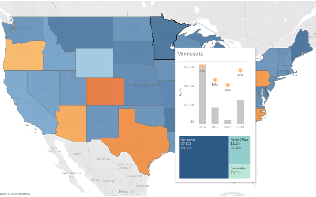 How to Insert Sheets into a Tableau Tooltip