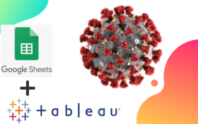 How To Create a Dynamic Dashboard for Coronavirus with Google Sheets and Tableau