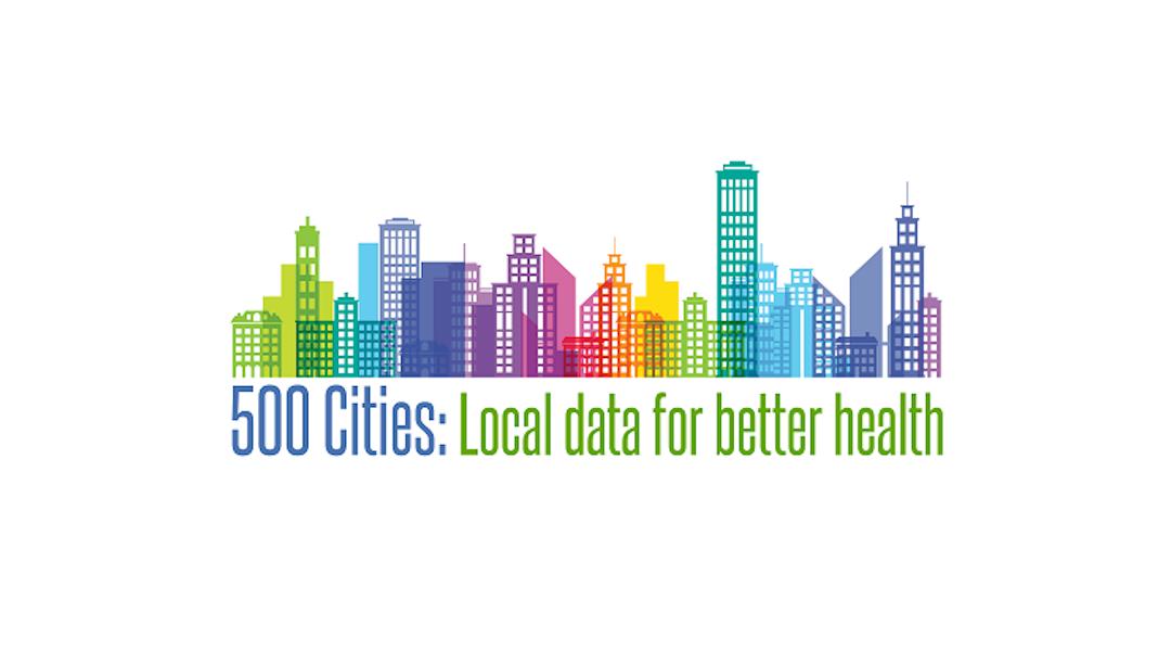 Pearson's Correlation & 500 Cities #DashboardWeekDay5
