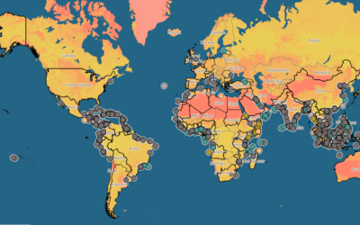 Pirate Incidents Across the World from 1979 to 2019 [Dashboard Week Day 2]