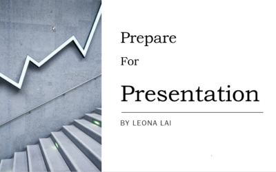 Improve Your Presentation Bit by Bit