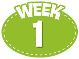 Week 1 at Data School