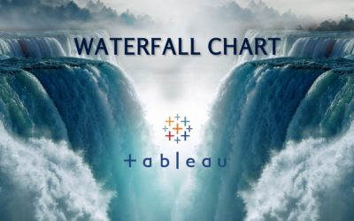 How to Build a Waterfall Chart in Tableau