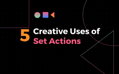 5 Creative Use Cases of Tableau Set Actions