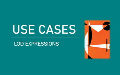 Three Use Cases of LOD Expressions