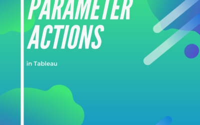 DrillDown using Parameter Actions