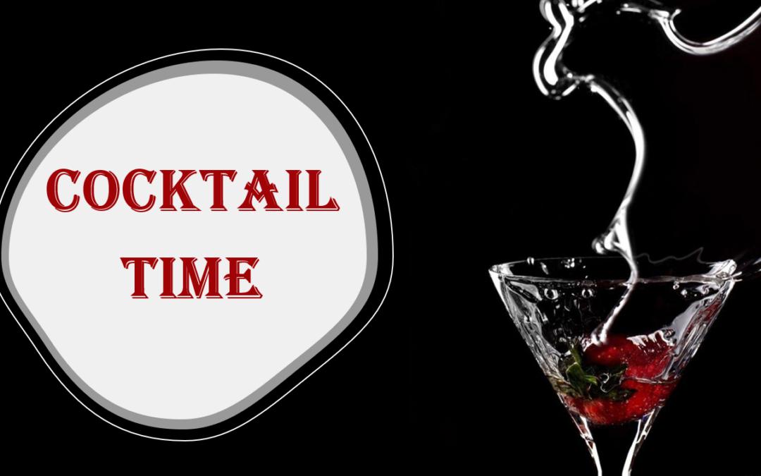 Dashboard Week Day 4 – Cocktails