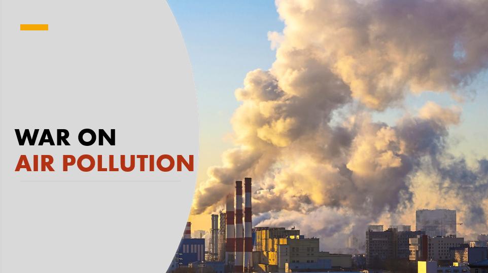 Dashboard Week Day 5 – Air Pollution Data