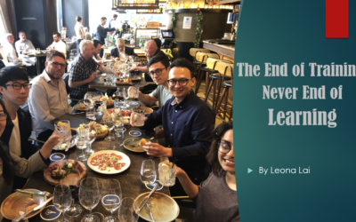 Reflection: The End of Training, Never End of Learning