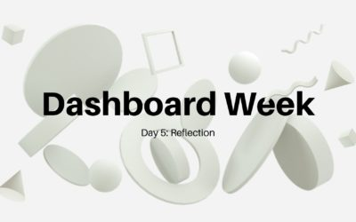 Dashboard Week Day 5: The Ozone