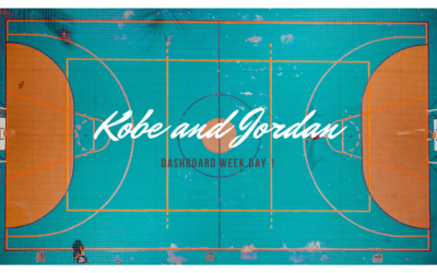 Head to Head: Kobe and Jordan (Dashboard Week D1)