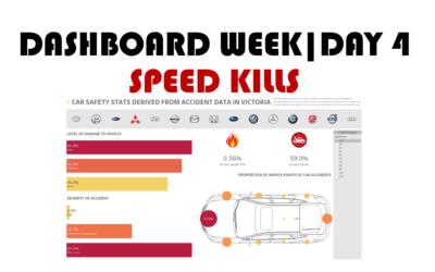 Dashboard week  Day 4