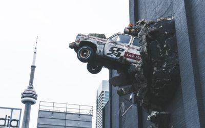 Dashboard Week // Day 4 – Victorian Crash Statistics