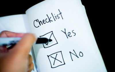 Tableau Public Pre-Submission Checklist