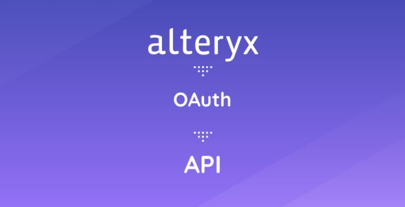 Connecting to API using OAuth 2.0 from ALTERYX