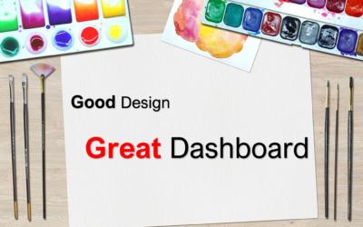 Dashboard Week Day 3: The Design Challenge