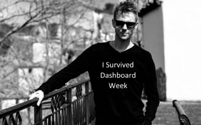 A Recap On How I Survived Dashboard Week