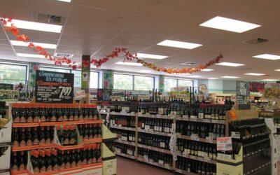 Dashboard Week Day 5: Iowa Liquor Sales Dashboard