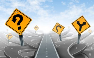 Which direction to go from your apartment ?