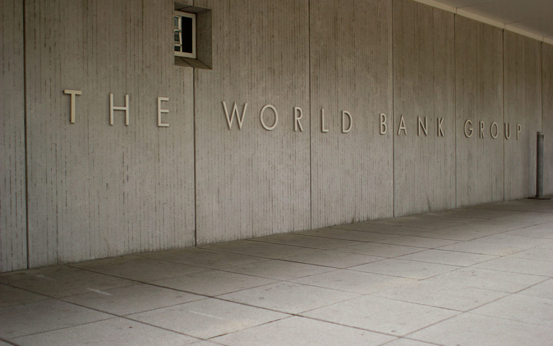 Dashboard Week – Day 2: World Bank Projects and GDP