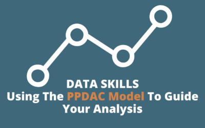 Data Skills | Using The PPDAC Model To Guide Your Analysis
