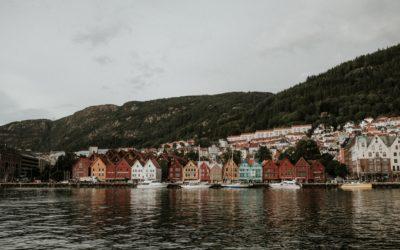 Dashboard Week – Day 4: University Education in Scandinavian Countries