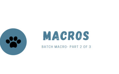 Alteryx Tip: How can I use Batch Macros? Part 2 of 3