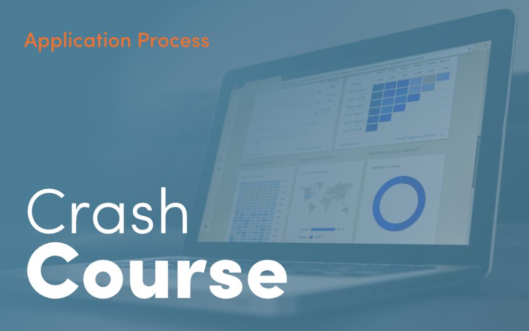 data school application crash course thumbnail