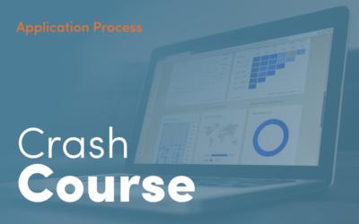 A crash course in a successful Data School application