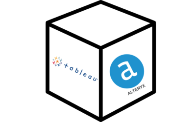 Tableau Plotting in 3D (with Alteryx)