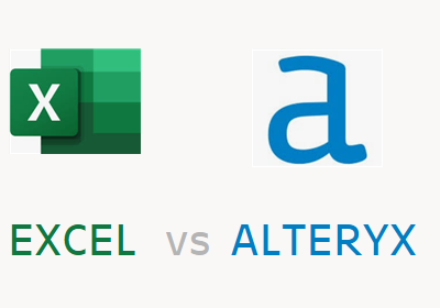 Excel vs Alteryx – My Thoughts